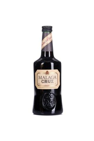 Stiprināts deserta vīns Malaga Cruz 15% 0,75l