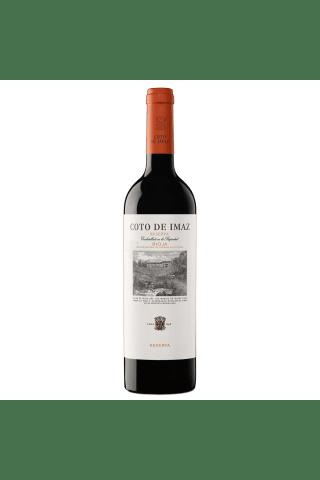 Sarkanvīns Rioja Coto De Imaz Reserva sausais 13% 0,75l