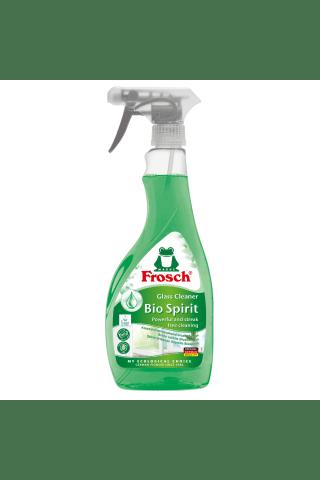 Tīrīšanas līdzkeklis stikliem Frosch ar spirtu 0,5l