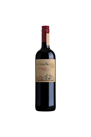 Sarkanvīns Cono Sur Organico Cabernet Sauvignon Carmenere sausais 14% 0,75l