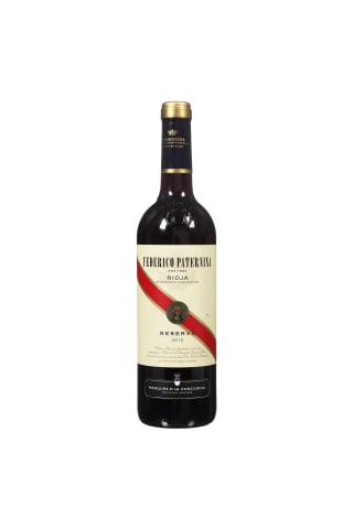 Sarkanvīns Federico Paternina Banda Azul Rioja Reserva Tempranillo/Garnacha DOCa Rioja Reserva sausais 13,5% 0,75l