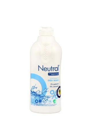 Mazgāšanas līdzeklis traukiem Neutral 500 ml