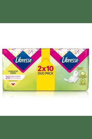 Higieniniai paketai LIBRESSE NATURAL NORMAL, 20 vnt