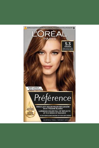 L'OREAL Preference matu krāsa #5.3