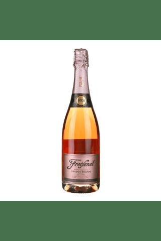 Dzirkstošais vīns Freixenet Cava Rosado 12% 0,75l
