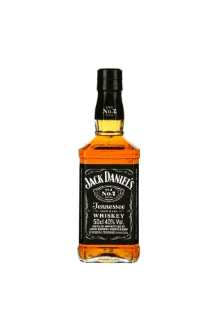 Viskis JACK DANIEL'S, 40%, 0,5l