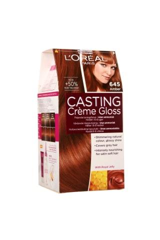 Plaukų dažai CASTING CREME GLOSS 645