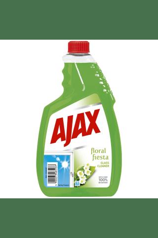 Tīrīšanas līdzeklis Ajax stikliem green refill 750ml