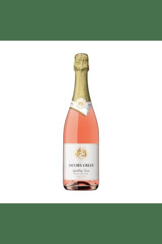 Putojantis sausas vynas JACOB'S CREEK Sparkling Rose, 11,5%, 0,75l