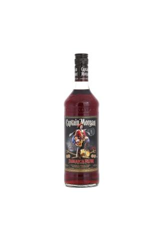 Rums Captain Morgan Black Label 40% 0.7l