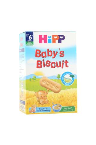 Ekologiški kūdikių sausainiai nuo 6 mėn.HIPP, 150g