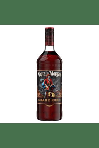 Rums Captain Morgan Black Label 40% 0.5l