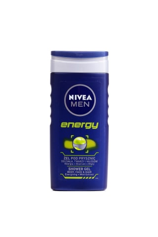 Dušo želė vyrams NIVEA ENERGY