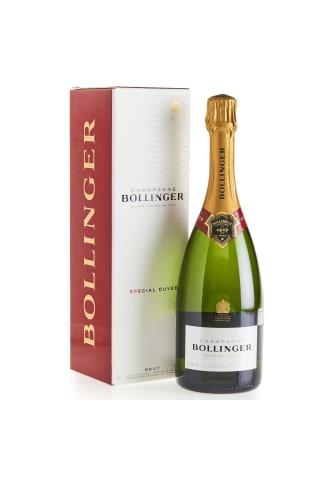 Šampanietis Bolinger Special Cuvee Brut Pinot Noir, Chardonnay sausais 12% 0,75l
