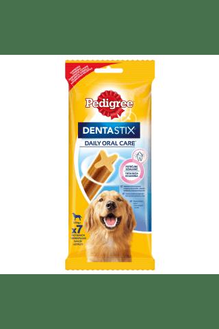 Kramtalai vyresniems nei 4 mėnesių amžiaus šuniukams PEDIGREE DENTASTIX, 7 vnt, 270 g