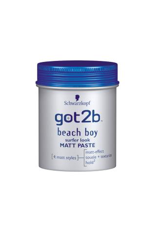 Matu veidošanas pasta Got2b beach boy 100ml