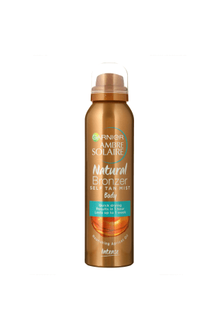 Paštonējošs aerosols ķermenim Garnier Medium 150ml