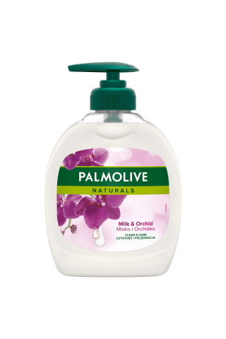 Šķidrās ziepes Palmolive black orchid 300ml