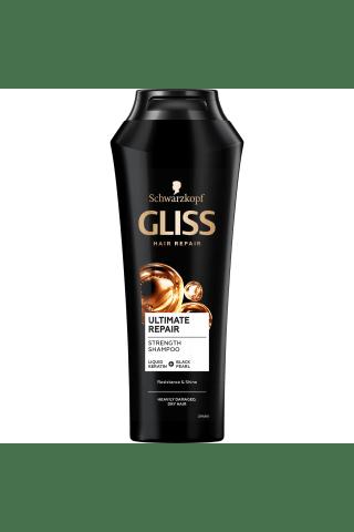 Šampūns Gliss kur ultimate repair 250ml