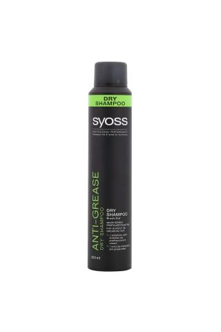 Sausais šampūns Syoss anti-grease 200ml