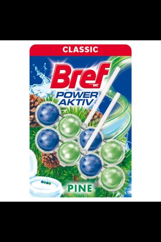Tualeto valiklis ir gaiviklis BREFF PINE, 2 vnt × 50 g