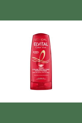 Balzamas dažytiems bei sruoGelėmis dažytiems plaukams L'OREAL PARIS ELVITAL COLOR-Vive, 0,2 l