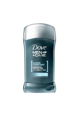 Vyriškas pieštukinis dezodorantas DOVE MEN CLEAN COMFORT, 50 ml