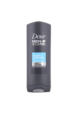 Duša želeja Dove comfort men 250ml