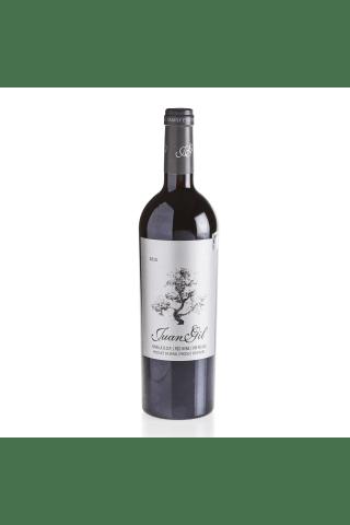 Raudonas Sausas Rūšinis Vynas Pkr. Juan Gil Monastrell Silver Label Jumilla Do 15%, 0.75L