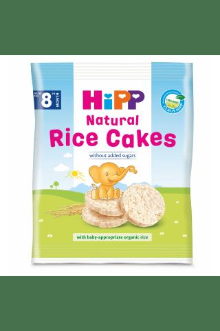 Krekeri Hipp bio rīsu, no 8mēn., 40g