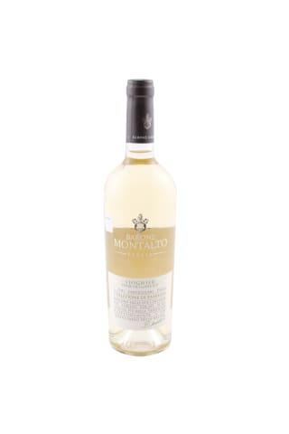 Baltvīns Montalto Famiglia Viognier 12.5% 0.75l