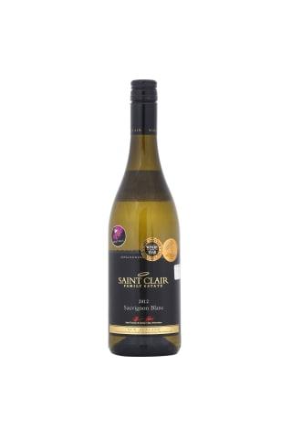Baltvīns Saint Clair Sauvignon Blanc Marlborough 13% 0,75l