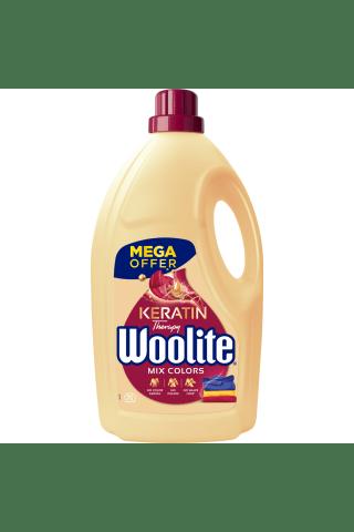 Veļas mazgāšanas līdzeklis woolite mix color 4,5l