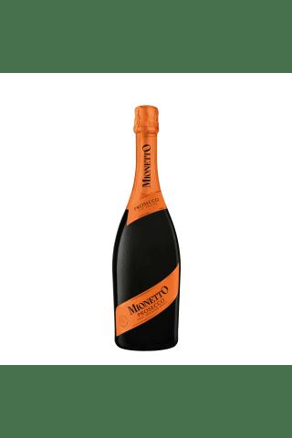Dzirkstošais vīns Mionetto Prosecco Doc Brutt Glera stiprinātssausais 11% 0,75l
