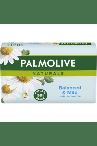 Muilas su ramunėlių ekstraktu ir Vitaminu E PALMOLIVE NATURALS BALANCEd&Mild, 90 g