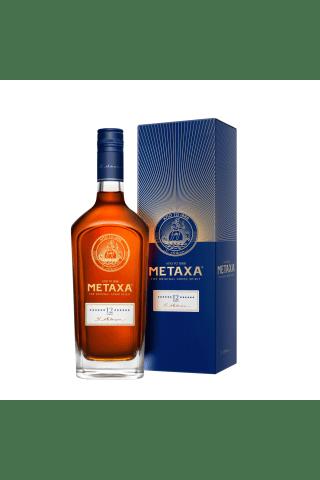 Stiprs alkoholisks dzēriens Metaxa 12* 40% 0.7l