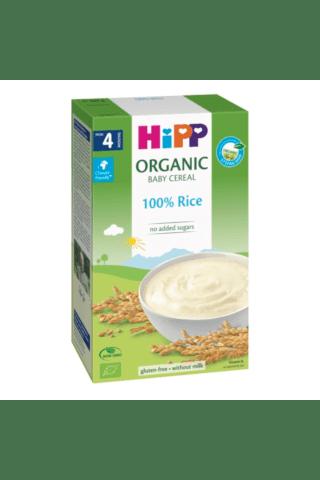 """Ekologiška košė """"Kūdikių ryžiai"""" nuo 4 mėn.HIPP,200g"""