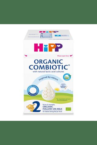 Piena maisījums Hipp combiotic 2 bio, 800g