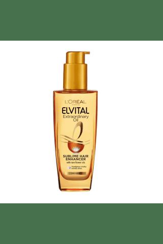 Ypatingas aliejus visų tipų plaukams L'OREAL PARIS ELVITAL, 100 ml