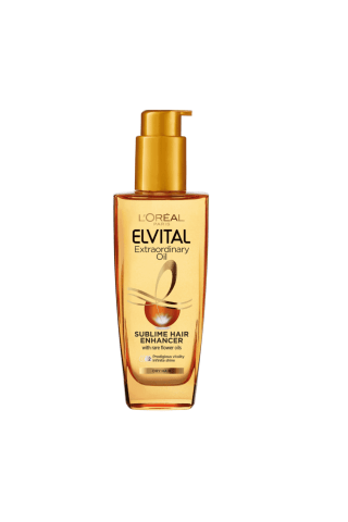 Matu eļļa Elvital extraordinary 100ml