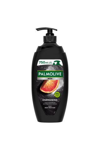 Palmolive For Men Energizing 750Mlwith Pump
