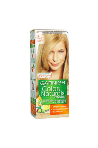 Matu krāsa Garnier color naturals Nr.9
