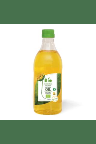 Saulespuķu eļļa Bionaturalis 1l