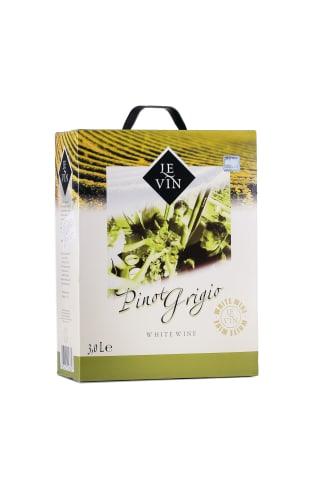 Baltvīns Le Vin Pinot Grigio sausais 12% 3l