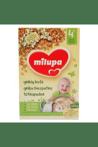 Pieniška grikių košė MILUPA, 225 g