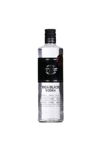 Degvīns Rīga Black Vodka 40% 0.5l