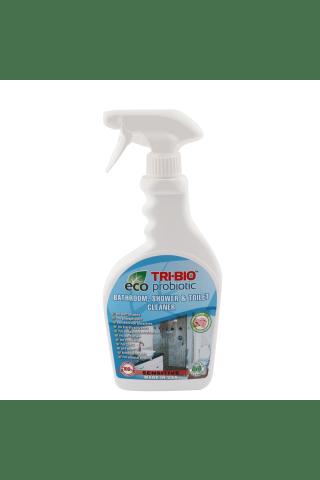Tīrīšanas līdzeklis vannas istabai Tri-bio 420ml