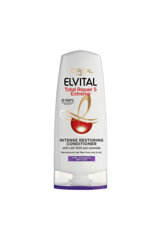 Balzamas ELVITAL Total REPAIR EXTREME 0,2 l