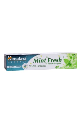 Zobu pasta Himalaya mint fresh 75ml
