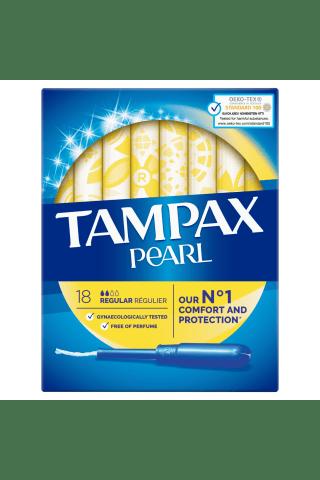 Tamponi Tampax pearl regular 18gab.